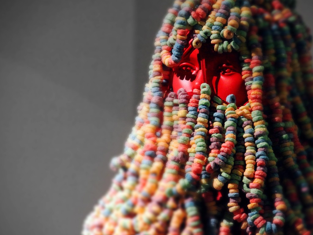 Fruit Loop Cereal Burka